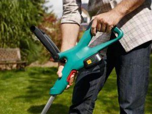 coupe herbe bosch poignée ergonomique